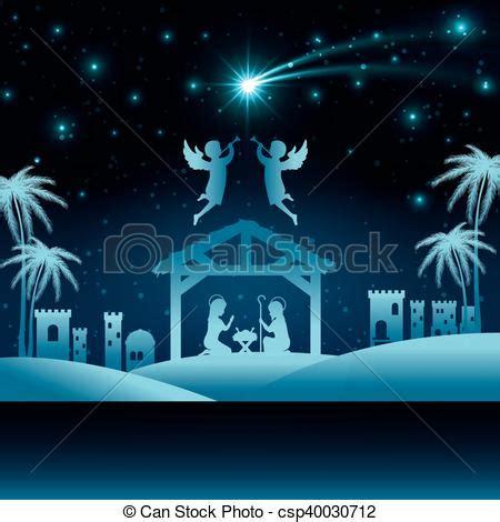 imagenes feliz navidad pesebre pesebre silueta aislado dise 241 o feliz navidad pesebre
