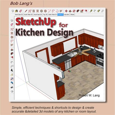 Kitchen Design Books New Book Sketchup For Kitchen Design Readwatchdo
