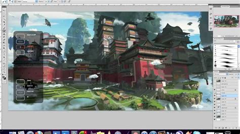 Build Your Own House Game environment concept art tutorial mov youtube