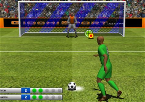 giochi di calcio portiere italiano gioco rigori italia
