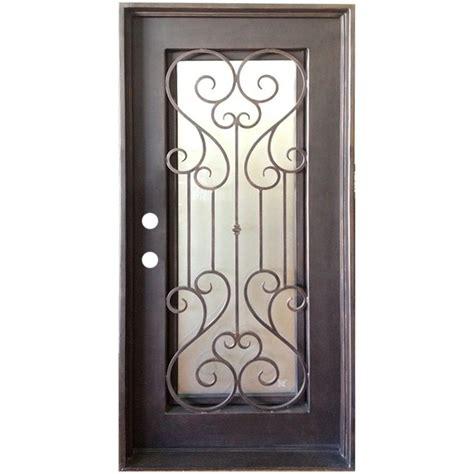 Iron Exterior Doors Wrought Iron Originals Iron Doors 10098 Wrought Iron Originals