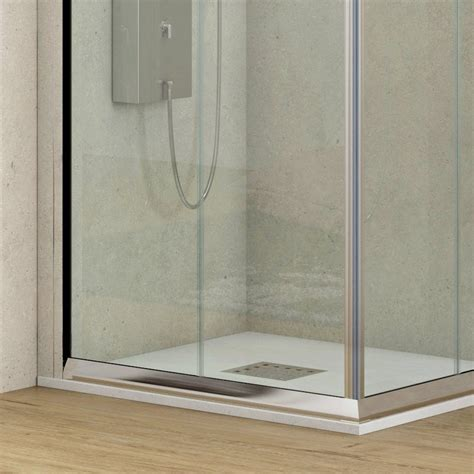 altezza cabina doccia cabina doccia angolare 100x100 altezza 180cm guarda
