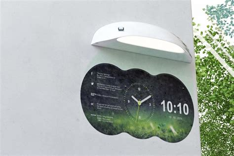 cool digital wall clocks cool digital clocks for home office and living best