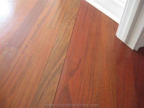 Condo Floor, Walls, Windows and Interior Doors Inspection