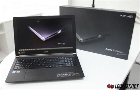Laptop Acer Ringgit Malaysia acer unleashes aspire v15 nitro black edition laptop into malaysia lowyat net