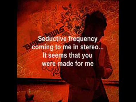 lewis binary with lyrics