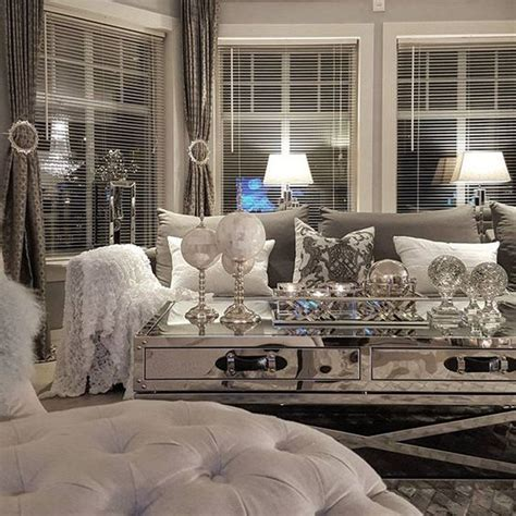 living room with mirrored furniture 17 best ideas about living room mirrors on