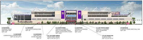 orlando section 8 office new orlando city soccer stadium submits master signage plan