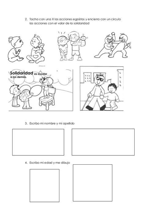 ejercicios de formacion civica y etica para colorear evaluacion etica y valores 1 186 y transicion 2014