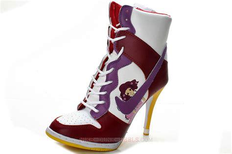high heel nike dunk nike dunk heels
