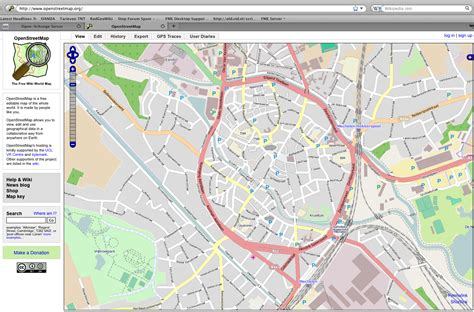 open maps openstreetmap in mapublisher geographics