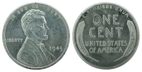 1943 silver wheat penny value here s how to tell the difference between a rare 1943 copper