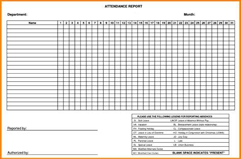Employee Attendance Sheet Calendar Excel 2017 Calendar Template Letter Format Printable Free Printable Employee Attendance Calendar 2018 Pertamini Co