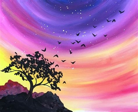 paint nite ukiah ca into the paint nite favorites
