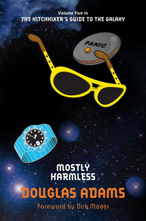 the only harmless great thing books mostly harmless scifinow the world s best science