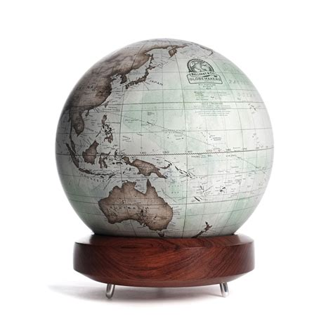 Small Desk Globe by Bellerby Co Globemakers Mini Desk Globes Our Globes