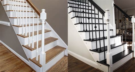 cost  paint stairs   skilled tradies