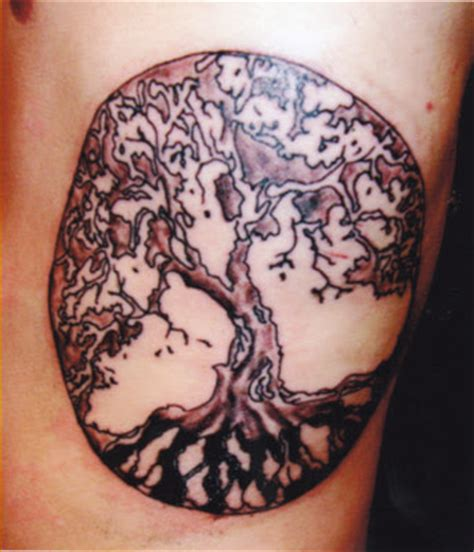 Infinity Tattoo Designs Tree Of Life Tattoo Designs For Women Celtic Tree Tattoos Designs 3