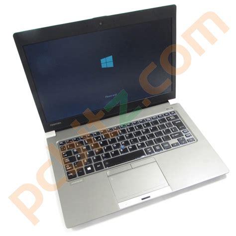 toshiba portege z30 a 13w intel i5 4300m 8gb 128gb ssd windows 1 13 3 quot laptop refurbished laptops