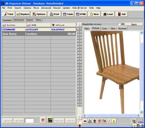 Garage Organization Software Simple Garage Sale Organizer Software For Windows
