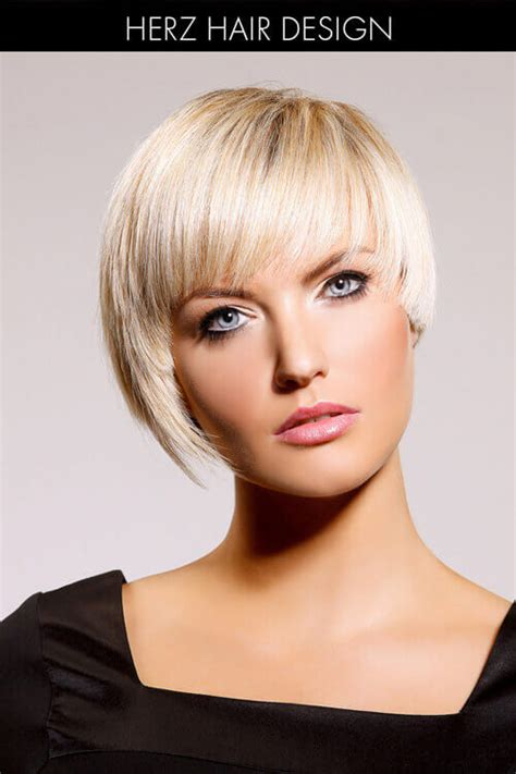 asymmetrical bob for thick hair 45 perfect hairstyles for thick hair popular for 2018