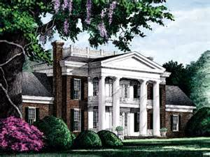 southern plantation house plans elwood luxury plantation home plan 128d 0005 house plans