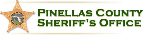 Pinellas County Sheriff Records Pinellas County Sheriff S Office