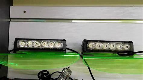 Strobo Led Federal led strobe lights more views led strobe light bar