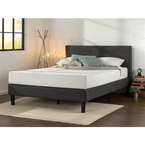 Platform Bed Slats Platform Bed Slats Platform Bed Frame Upholstered Headboard Black King Size Wooden