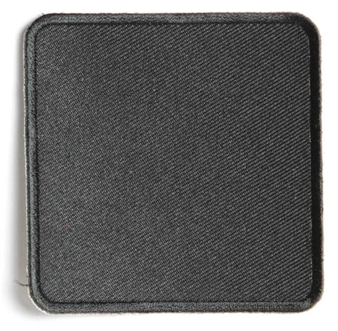 Black Patches black 3 inch square blank patch blank patches thecheapplace