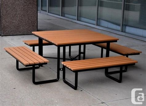 picnic bench for sale picnic tables for sale in toronto ontario classifieds canadianlisted com