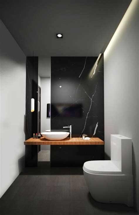 stylish  laconic minimalist bathroom decor ideas