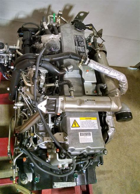 engine isuzu  hk engine complete  esn hk  bcn   hp   rpm