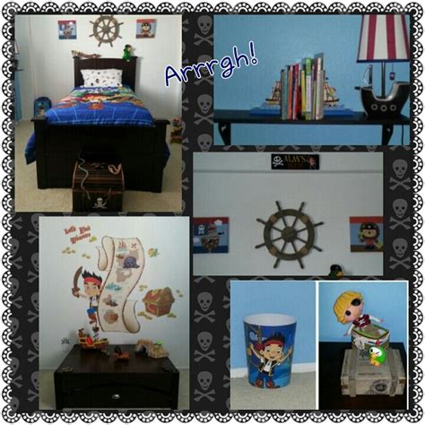jake and the neverland theme bedroom jedson