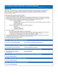 best photos of salary compensation template sample