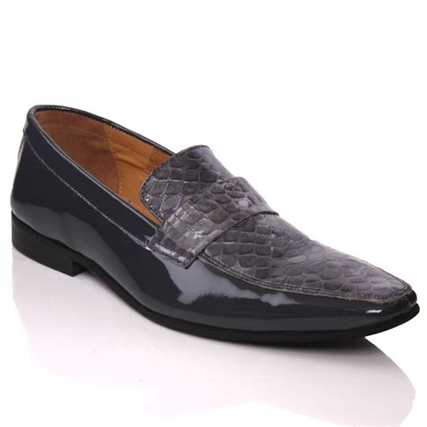 unze new mens seol leather fashion dress shoes size 6 13uk