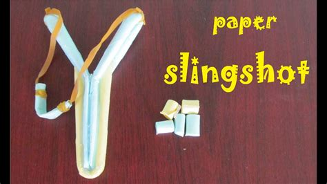 how to make a sling 10 steps with how to make a sling out of popsicle sticks simple how to