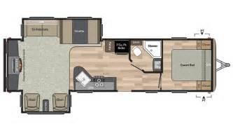 springdale travel trailer floor plans 2017 springdale 311re floor plan travel trailer keystone rv