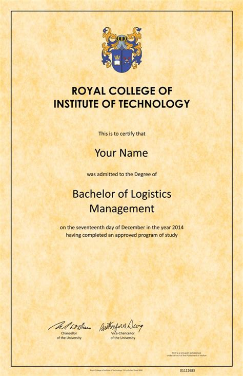 Nibm Mba Review by Logistics Management Diploma Diploma Outlet