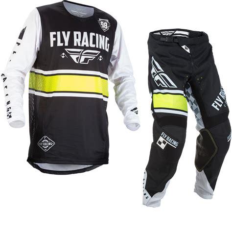 black motocross jersey fly racing 2018 kinetic era motocross jersey black