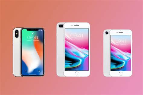 iphone 8 iphone 8 plus iphone x caratteristiche scheda
