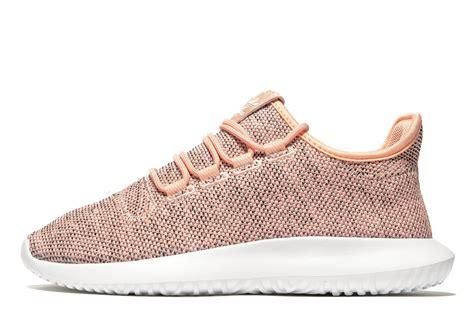 lyst adidas originals tubular shadow in pink