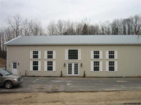 Metal Building Homes by Residential Metal Buildings Steel Building Homes