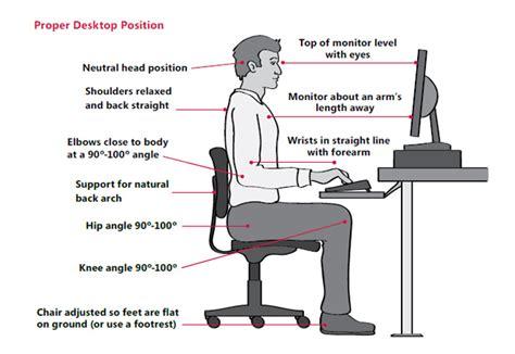ergonomic sitting at desk erogonomic comfort microsoft accessories