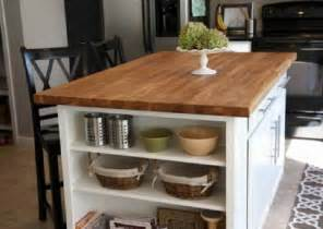 kitchen island ideas amp how make great this was all about making easy diy using different