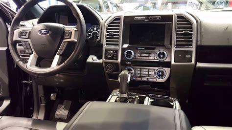 F150 Platinum Interior by 2016 Ford F 150 Platinum Interior 2016 Chicago Auto Show