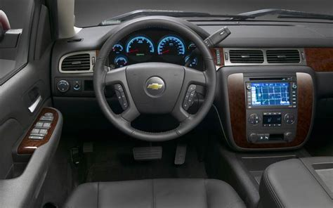 2009 Tahoe Interior by Image Gallery 2009 Tahoe Interior