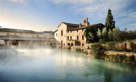 centro benessere bagno vignoni albergo le terme a bagno vignoni toscana groupon getaways