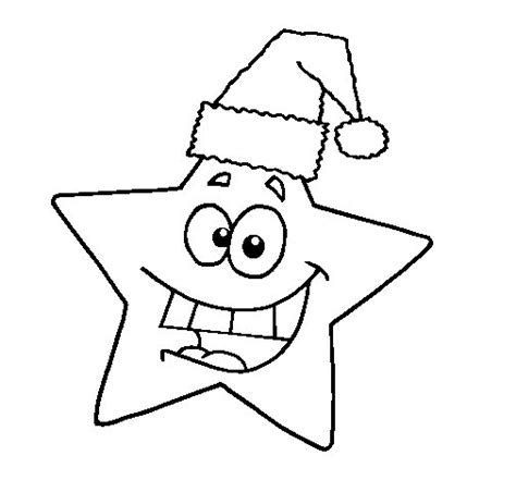 dibujos de navidad para colorear net dibujo de estrella de navidad para colorear dibujos net