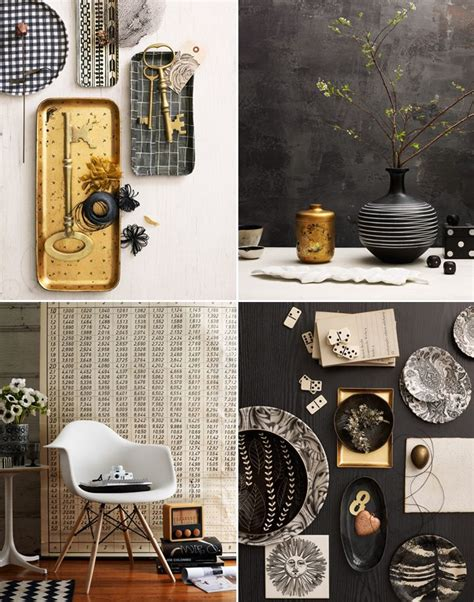 black white and gold home decor home decorating diy projects black white and gold in